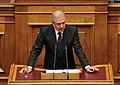 Ομιλία ΥΠΕΞ Δ. Αβραμόπουλου στη Βουλή (8170271986).jpg