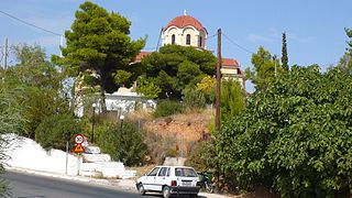 Anthousa, Attica Place in Greece