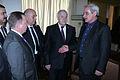 Συνάντηση ΑΝΥΠΕΞ Ν. Χουντή με τον Πρόεδρο της Διακοινοβουλευτικής Συνέλευσης Ορθοδοξίας, Sergei Popov (11.03.2015) (16765680286).jpg