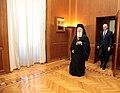 Συνάντηση με τον Οικουμενικό Πατριάρχη κ.κ. Βαρθολομαίο (5877091348).jpg