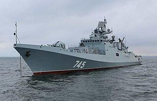 <i>Admiral Grigorovich</i>-class frigate Russian class of frigates