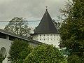 Башня Провиантская вид из крепости.jpg
