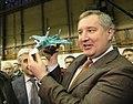 Вице-премьер Дмитрий Олегович Рогозин.jpg