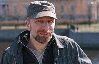 Vladimir Nepevny Russian filmmaker and screenwriter (born 1965)