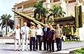 Встреча ветеранов Вьетнамской войны через 42 года. Ханой, Музей ПВО и ВВС Вьетнама. Май 2009 г.jpg