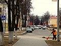 Від на вуліцу Бялецкага ... View on the Beletsky street - panoramio.jpg