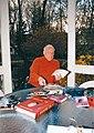 В. С. Черномырдин. Работа над книгой «Вызов»..jpg