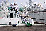 В українських ВМС після 7-річної перерви відновлено катерну практику майбутніх офіцерів із заходами до іноземних портів (30044137981).jpg