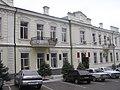 Дом,где жил Д.Коркмасов и в 1918-1920гг. размещался Порт- Петровский ВРК.jpg