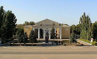 Znamensk, Astrakhan Oblast Town in Astrakhan Oblast, Russia