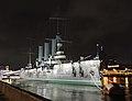 Крейсер Аврора ночью.jpg