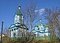 Лехнівка. Церква Різдва Іоана Предечі та дзвіниця. 1877 р.jpg