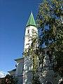 Мечеть «Хусаиния». Минарет. Вид с улицы Кирова..jpg
