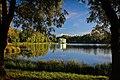 Озеро Белое, остров Любви и павильон Венеры.JPG