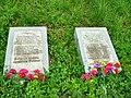 Олонец, братская могила у стадиона, красные курсанты, бойцы КА.jpg