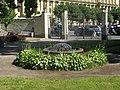 Особняк Кшесинской, фонтан в саду.jpg