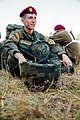Тренування Нацгвадійців до параду військ з нагоди 25-ї річниці незалежності України IMG 6183 (28935444272).jpg