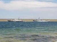 Хмельницкий (U208) и Чернигов (U310) 2008.JPG