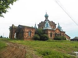 Церковь Иоанна Златоуста села Ныр.JPG