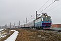 ЧС2К-907, Russia, Moscow region, Lyubertsy-I station (Trainpix 126072).jpg