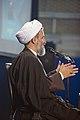 سخنرانی علیرضا پناهیان در جمع هیئت های مذهبی در قصر شیرین به مناسبت بیست و دوم بهمن ماه Alireza Panahian 26.jpg