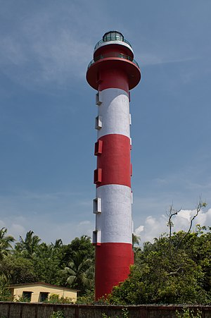 Chetwai lighthouse - Chetwai Lighthouse
