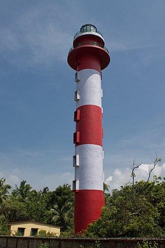 Chetwai lighthouse - Chetwai Lighthouse