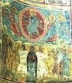 ალავერდი (მონასტერი) )B( - Frescos in the Alaverdi monastery (Georgia).jpg