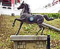 原花蓮港神社銅馬 Bronze Horse of Former Karenkou Shrine - panoramio.jpg
