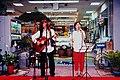 國際通的歌者 singers on Kokusaidori - panoramio.jpg