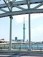 欄干のタワー.JPG