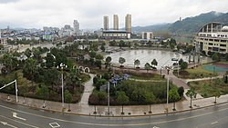 闽源文化广场 - Origin of Fujian Culture Square - 2016.03 - panoramio.jpg