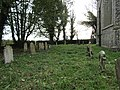 -2018-11-04 Churyard, Parish church of Saint Giles, Bradfield, Norfolk (2).JPG
