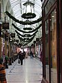-2018-11-28 Christmas decorations, Royal Arcade, Norwich (1).JPG