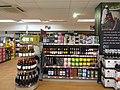 -2019-11-14 Beer and wine for sale, Coop in Cromer, Norfolk.JPG