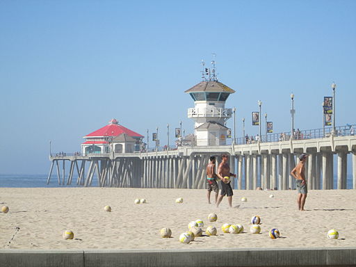 .Sept 16, 2014 002 Beautiful day in Huntington Beach, CA. love this city