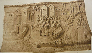 Danubian provinces - Image: 006 Conrad Cichorius, Die Reliefs der Traianssäule, Tafel VI