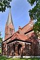 008 mpietrzak32, kościół ewangelicko-augsburski, K-Koźle, ul. Głowackiego 17, 04-2001.JPG