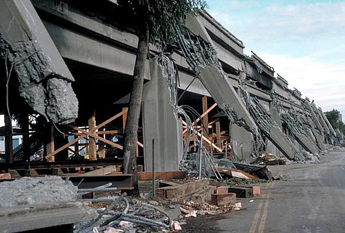 Viaduct collapse image