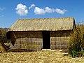 033 Reed Houses Uros Islands of Reeds Lake Titicaca Peru 3086 (14995394498).jpg
