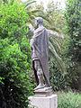 036 Sant Jordi de Donatello, al parc de Sant Jordi (Terrassa).JPG