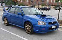 Subaru Impreza WRX STI thumbnail