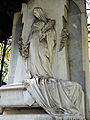 041012 Sculpture and architectural detail at the Orthodox cemetery in Wola - 03.jpg
