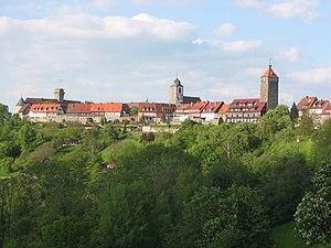 Waldenburg, Baden-Württemberg - Waldenburg
