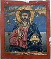 091 Christ Pantocrator Icon from Saint Paraskevi Church in Langadas.jpg