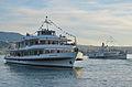 100 Jahre Dampfschiff Stadt Rapperwil - Hafenfest Rapperswil - 'Rosenempfang' - 50 Jahre MS Helvetia 2014-05-23 19-45-45.JPG