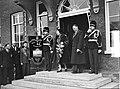 100 jaar KIM Den Helder bezoekdag koningin Juliana, Bestanddeelnr 906-7916.jpg