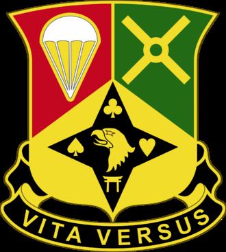 101st Sustainment Brigade - 101st Sustainment Brigade distinctive unit insignia