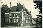 10645-Schwarzenberg-1909-Postamt-Brück & Sohn Kunstverlag.jpg