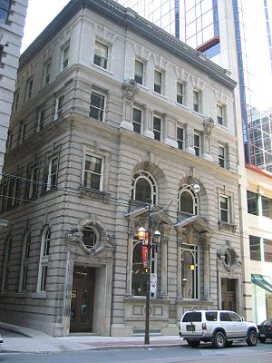 Ontario Heritage Trust - Image: 10 Adelaide Street East Toronto Canada